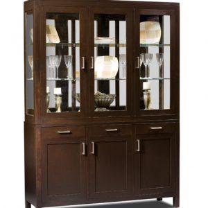 10006 & 10666 Benjamin Large Display Cabinet