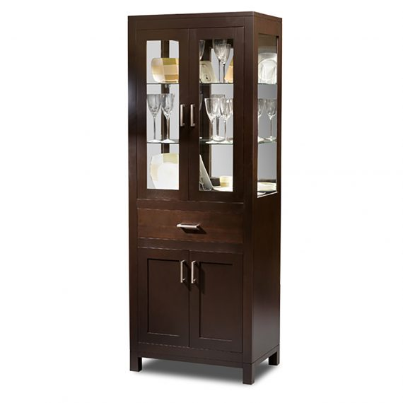 16660 Benjamin Small Display Cabinet