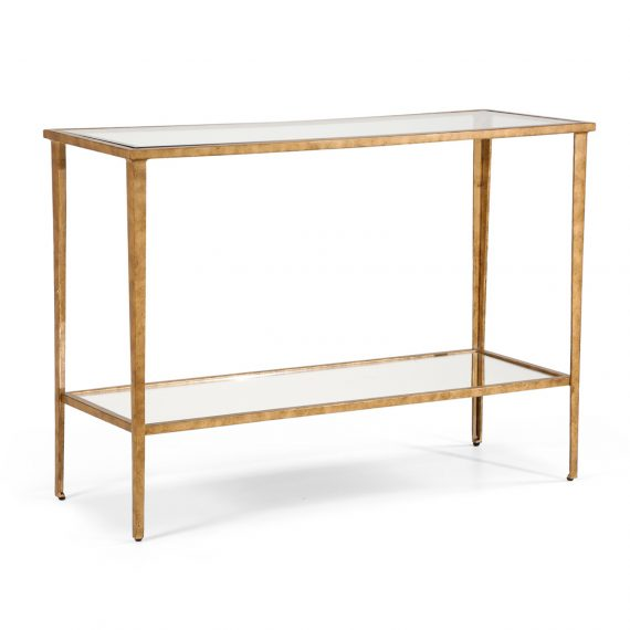 381356 Carson Console Table Gold