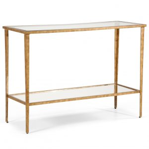 381356 Carson Console Table Gold