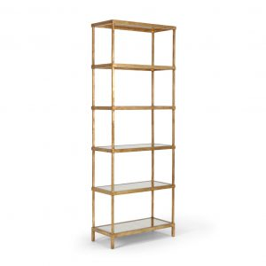 381711 Gold Etagere