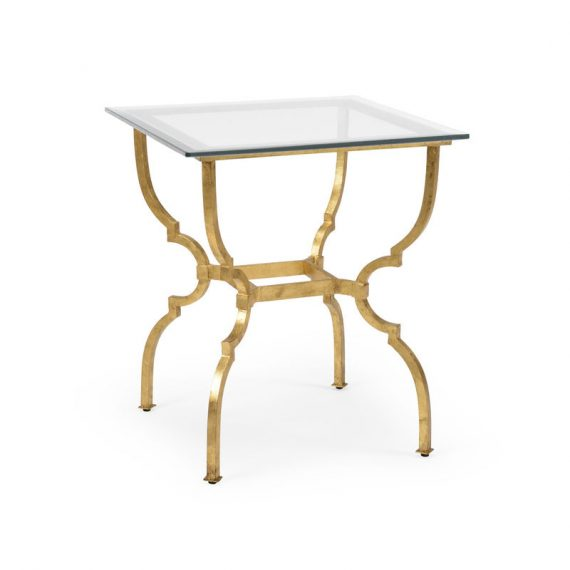 381995 Norwich Side Table Gold
