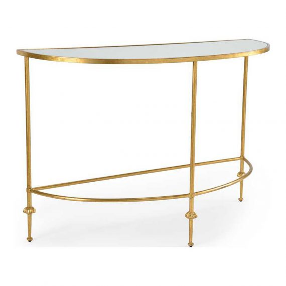 382012 French Gold console