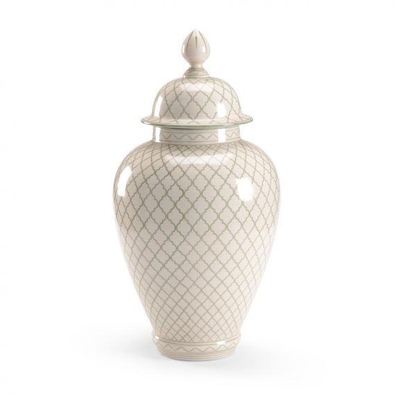 382124 Veronica Covered Urn