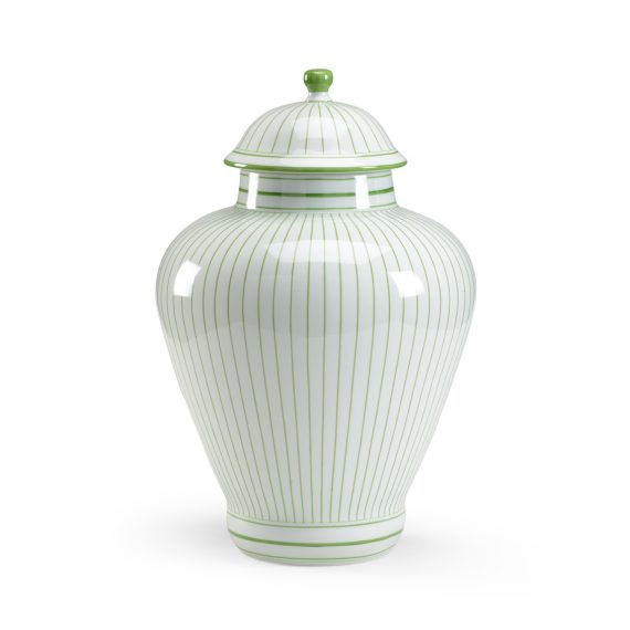 382127 Castle Large Green Urn
