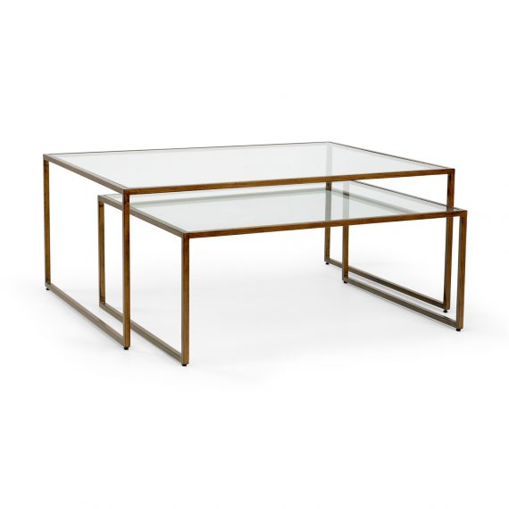 383186 Nesting Coffee Table