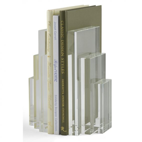 383193 Crystal Bookend PR