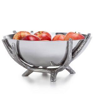 Antler-Pedestal-Bowl-Set