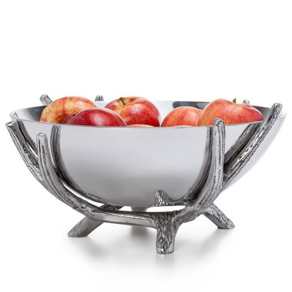 Antler-Pedestal-Bowl-Set