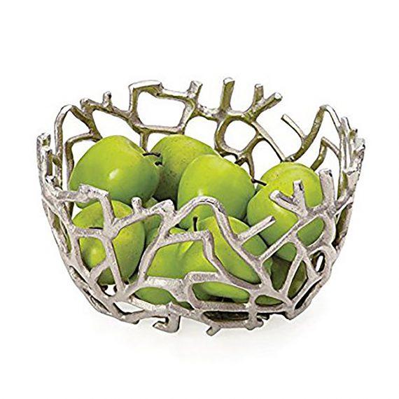 Branch Round Bowl
