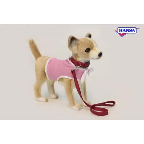 6385-chihuahua-with-pink-coat-and-leash-hansa-toys-usa-500×500