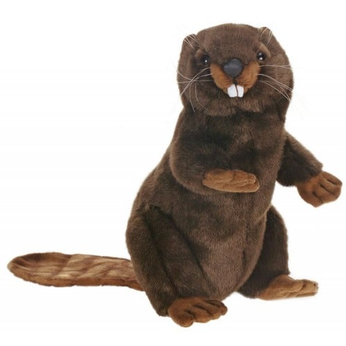 3355-beaver-upright-hansa-toys-usa-500×500