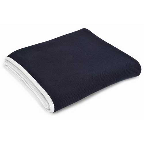 Ari-Navy-Cotton-Throw