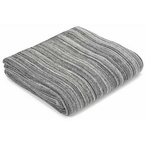 Black-Marled-Cotton-Blanket