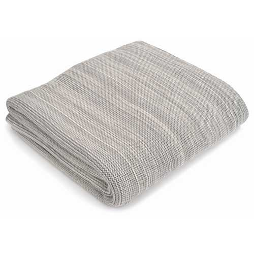 Light-Grey-Marled-Cotton-Blanket-