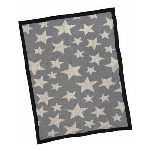 Multi-Star-Cotton-Baby-Blanket
