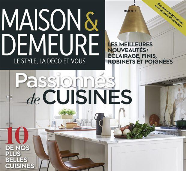 Maison et Demeure March 2018 Edition