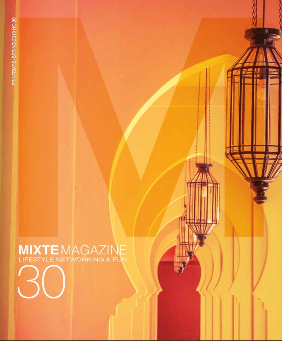 Mixte Magazine Printemps/Spring 2018 #30