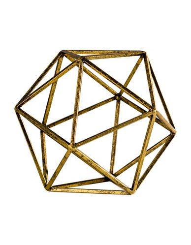 Oro polygon large decor sculpture – TT
