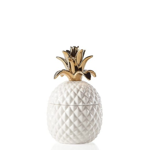 Pineapple gold canister – Small – TT