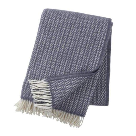 Rumba Warm Grey Blanket