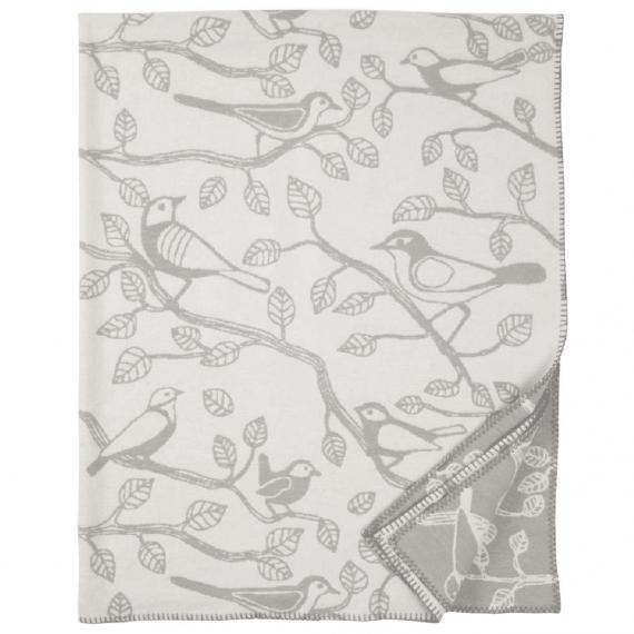 Sherwood Grey Blanket