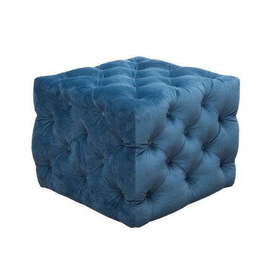 Tia – 09 20×20 Tufted-Cube