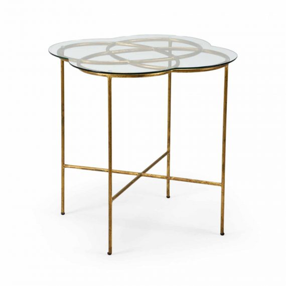 381697 Love Knot Side Table
