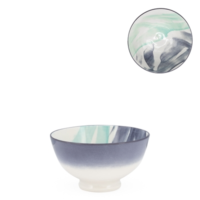 Kiri Small Bowl – Watercolor Brush