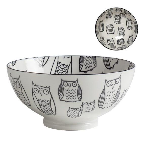 Owl outline – Large – TT