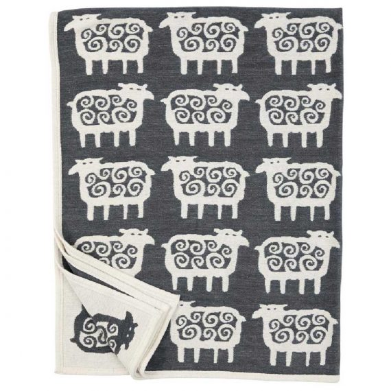 Black-Sheep-Dark-Grey-Throw-Blanket