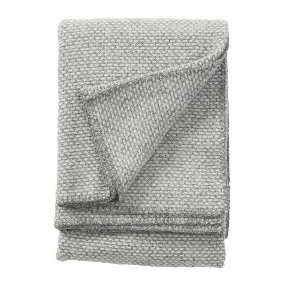 Domino-Light-Grey-Throw-Blanket