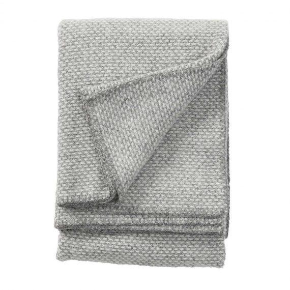 Domino-Light-Grey-Throw-Blanket
