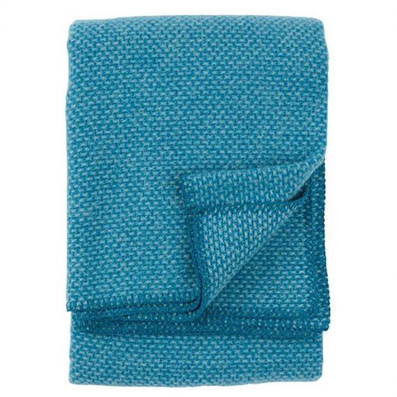 Domino-Petrol-Throw-Blanket
