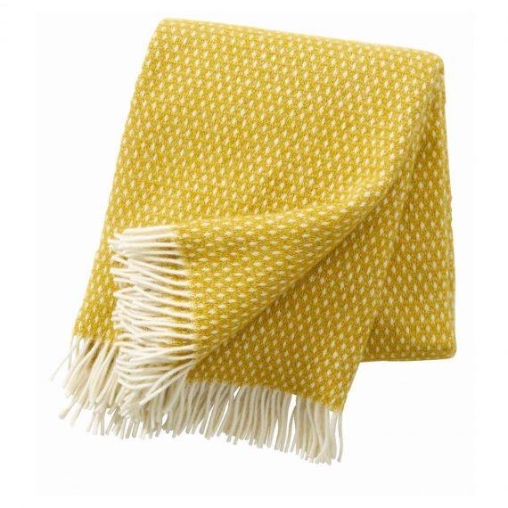 Knut-Saffron-Throw-Blanket
