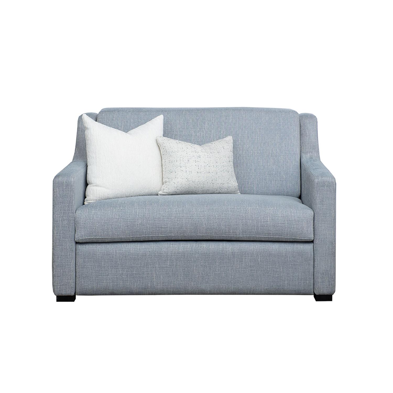 Brilliant Nancy European Single Sofa Bed Beutiful Home Inspiration Aditmahrainfo