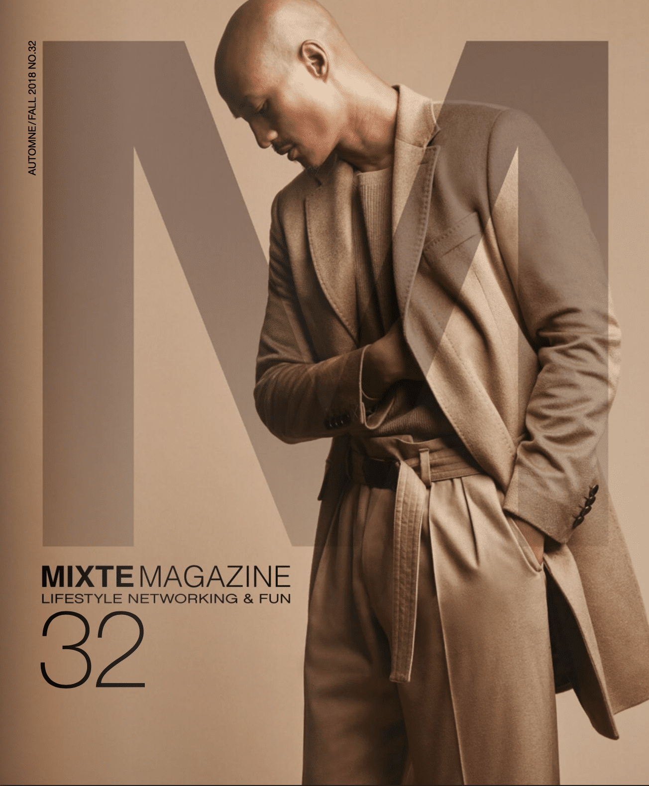 Mixte Magazine Fall 2018 #32