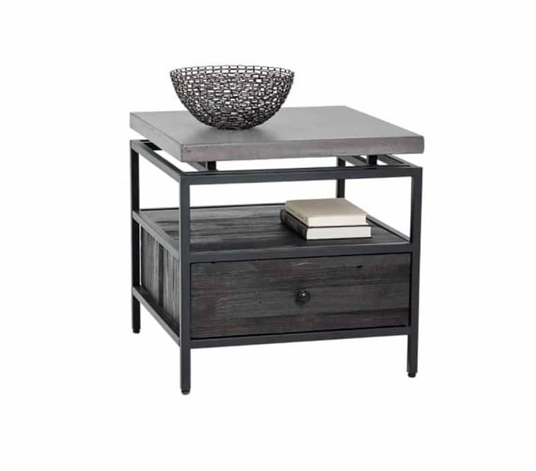Norwood End Table Cameo Collection