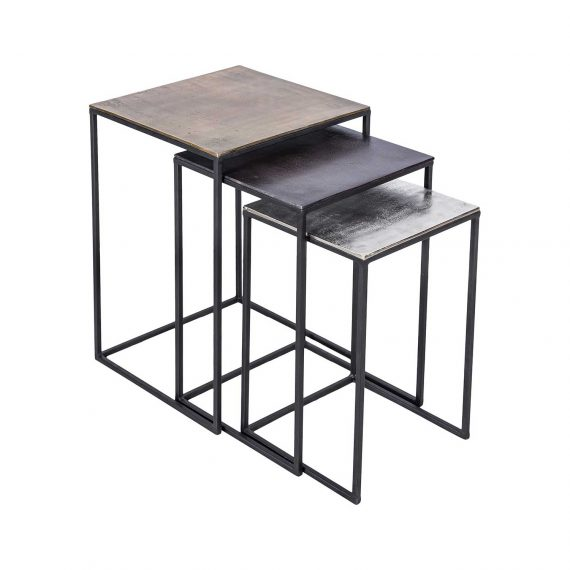 Threefold Side Table