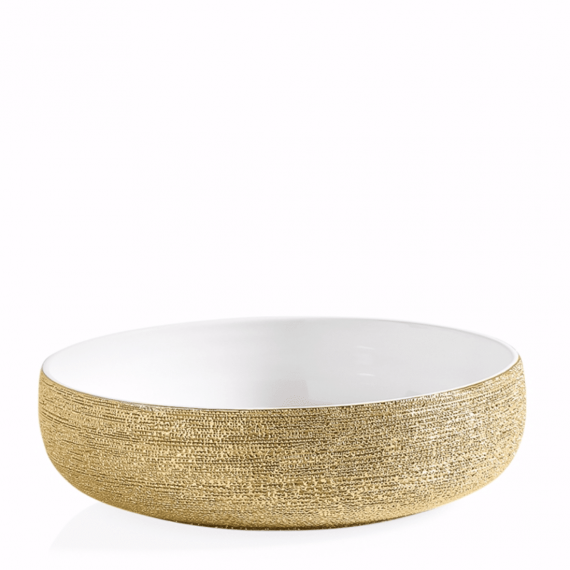 Brava Gold Spun 10 Bowl