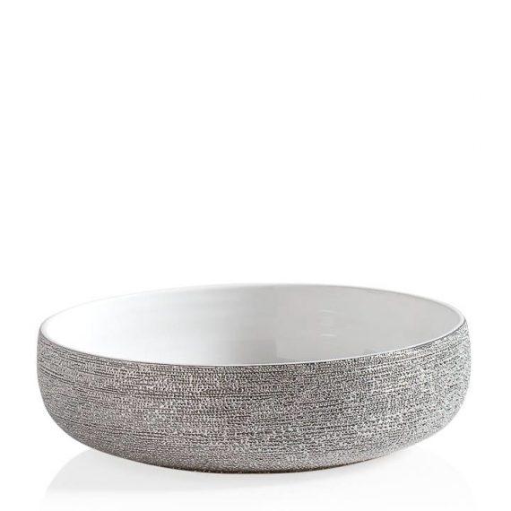 Brava Silver Spun 10 Bowl
