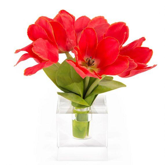Crystal Tulips