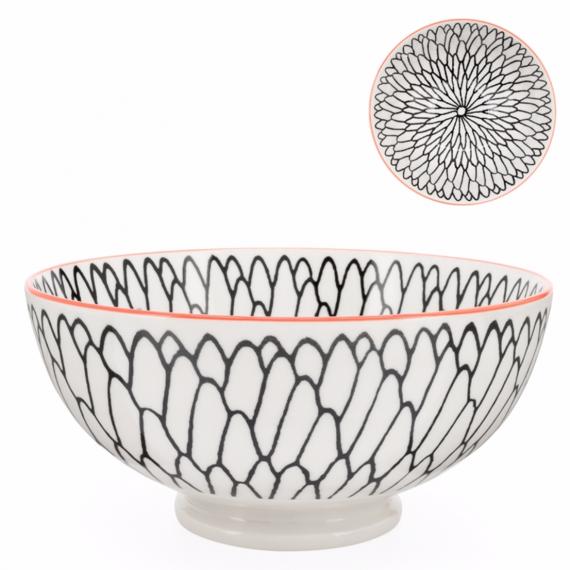 Kiri Large Bowl – Dahlia