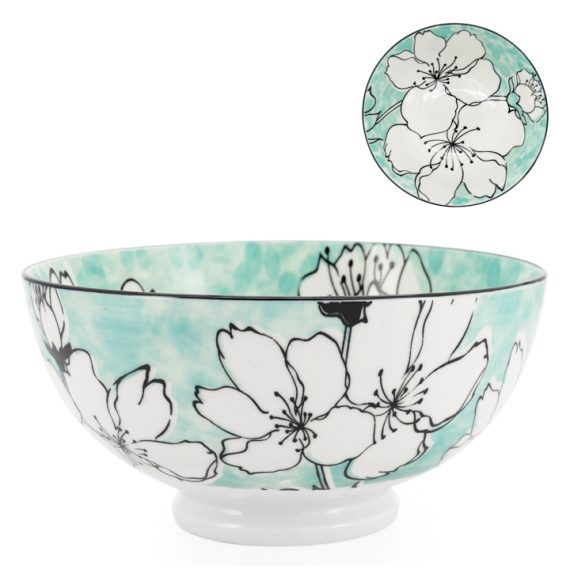 Kiri Large Bowl – Sakura Bloom