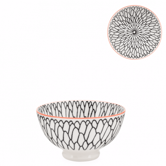 Kiri Small Bowl – Dahlia